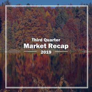 Market Recap Q3 2019