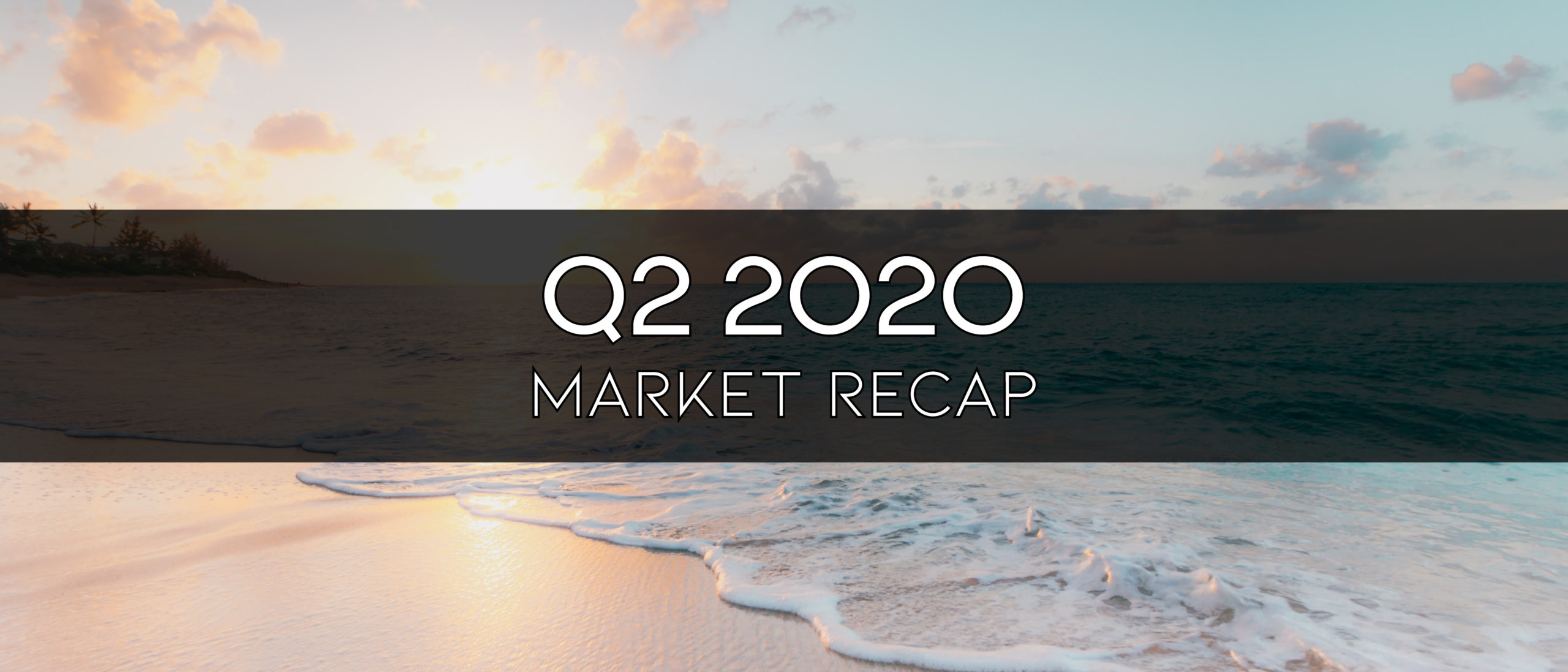 Market Recap: 2nd Quarter 2020